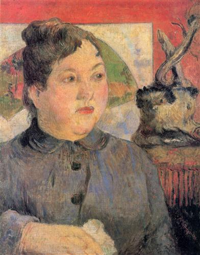 Постер на подрамнике Madame Alexandre Kohler