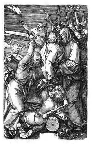 Постер на подрамнике The engraved Passion series