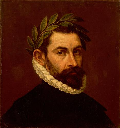 Плакат Portrait of the Poet Alonso Ercilla y Zuniga