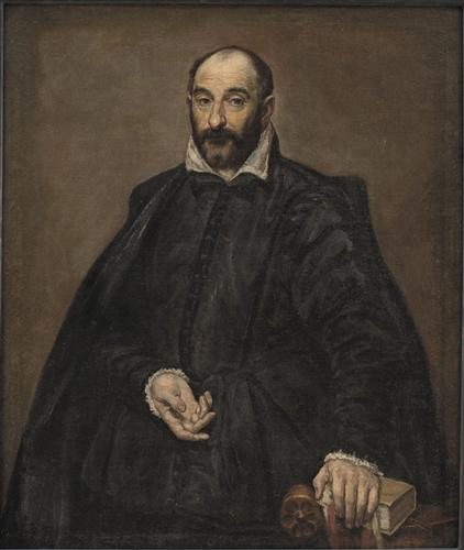 Постер на подрамнике Retrato de un Hombre