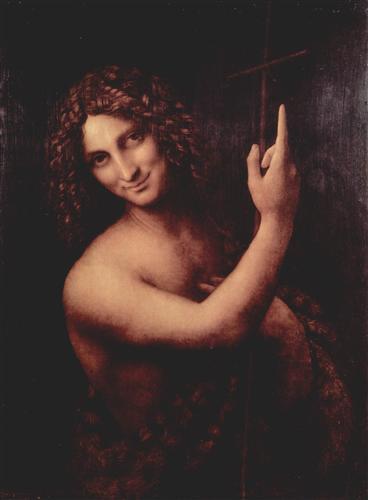 Постер (плакат) San Giovanni Battista