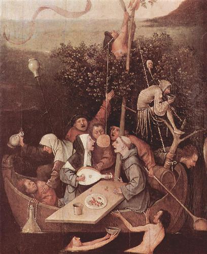 Плакат The Ship of Fools