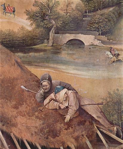 Плакат Epiphanie-Triptychon, Mitteltafel