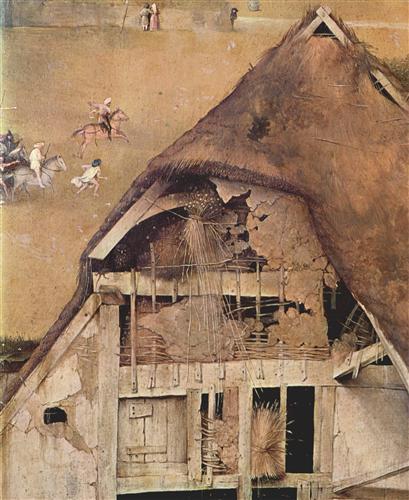 Постер на подрамнике Epiphanie-Triptychon, Mitteltafel