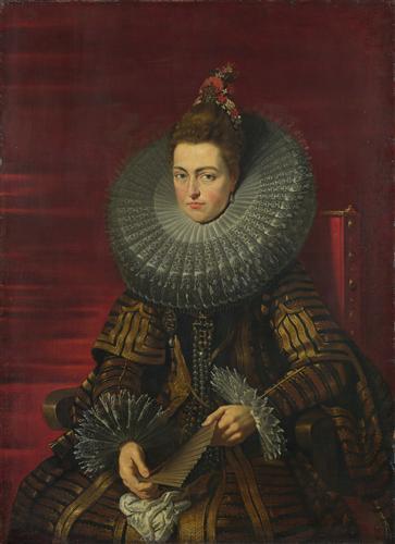 Постер на подрамнике Portrait of the Infanta Isabella