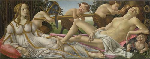 Плакат Venus and Mars