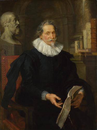 Постер на подрамнике Portrait of Ludovicus Nonnius