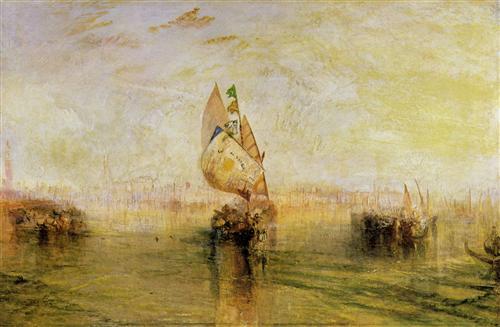 Плакат The Sun of Venice going to Sea