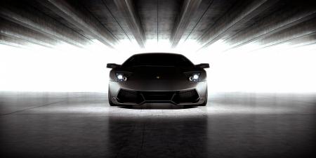 Постер на подрамнике Lamborghini Murcielago