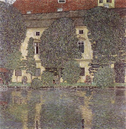 Постер на подрамнике Schloss Kammer am Attersee III