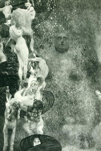Постер на подрамнике Philosophie (Endzustand 1907)