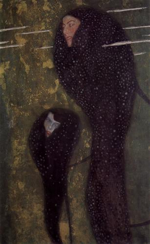 Постер на подрамнике Nixen (Silberfische)