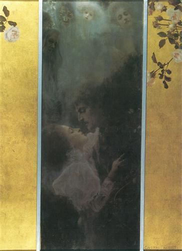 Постер на подрамнике Die Liebe
