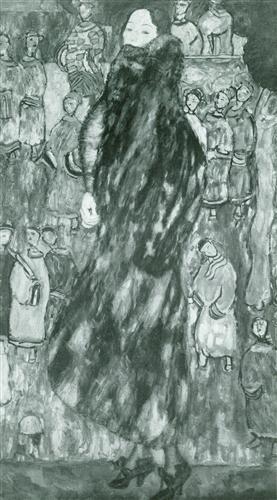 Плакат Der Iltispelz