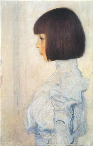 Плакат Bildnis Helene Klimt