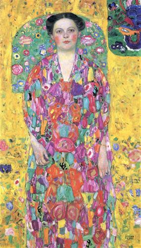 Постер на подрамнике Bildnis Eugenia (Mada) Primavesi