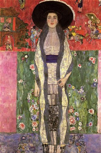 Постер на подрамнике Bildnis Adele Bloch-Bauer II