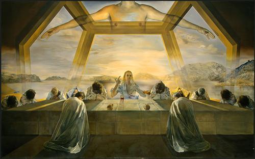 Плакат The Sacrament of the Last Supper