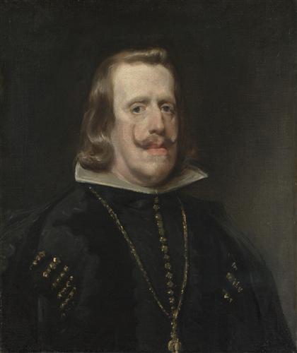 Постер на подрамнике Philip IV of Spain