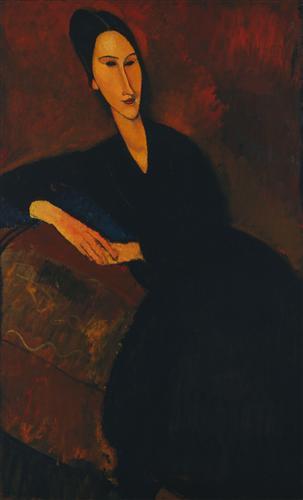 Постер на подрамнике Anna Zborowska