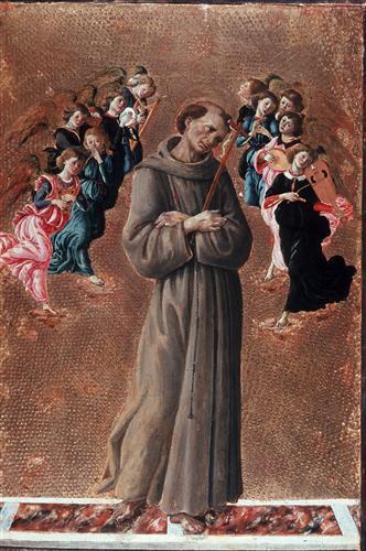 Плакат Saints