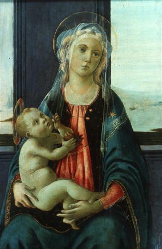 Постер на подрамнике Madonna (7)