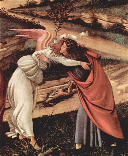 Плакат Birth Christi Mysti birth (detail)