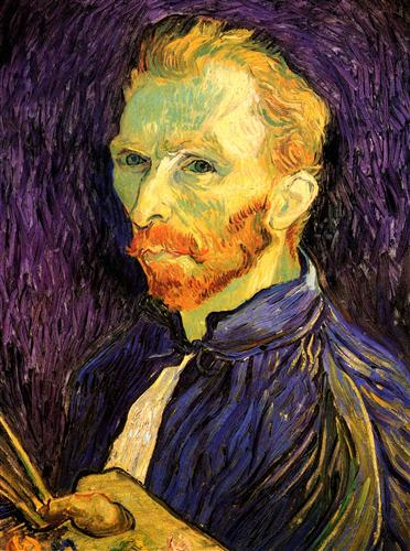 Постер на подрамнике Self-Portrait