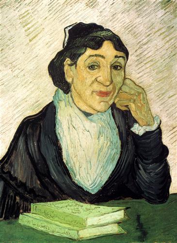 Плакат L Arlesienne Madame Ginoux