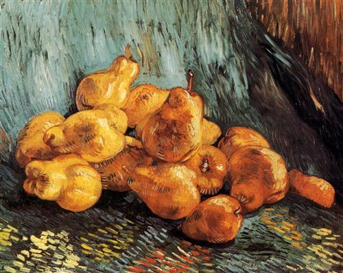 Постер на подрамнике Still Life with Pears