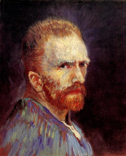 Постер на подрамнике Self-Portrait 8