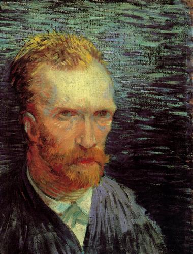 Постер на подрамнике Self-Portrait 6