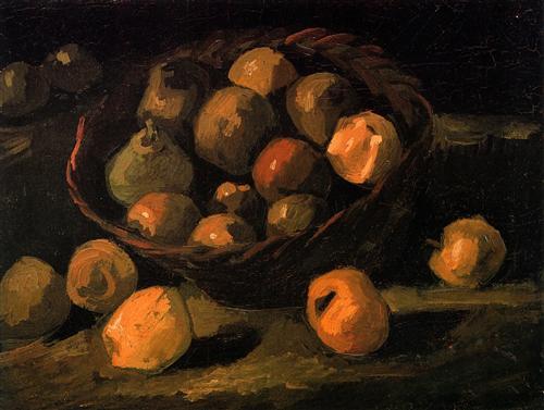 Плакат Basket of Apples