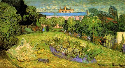Постер на подрамнике Daubigny s Garden 2