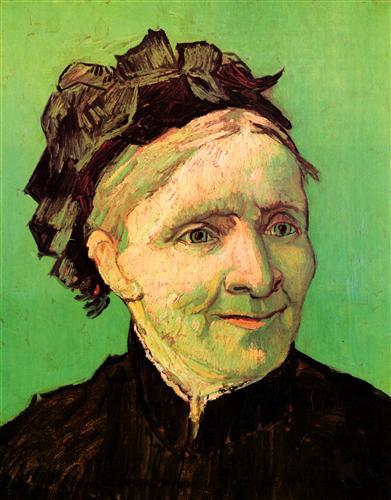Постер на подрамнике Portrait of the Artist s Mother