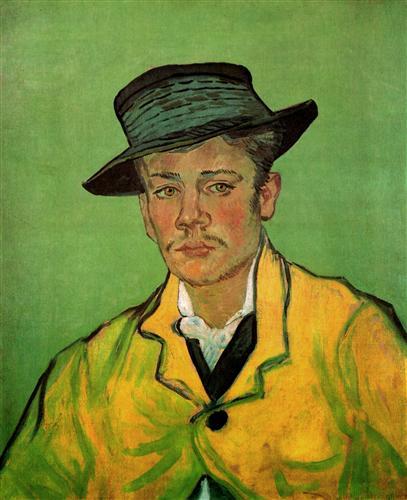 Постер на подрамнике Portrait of Armand Roulin