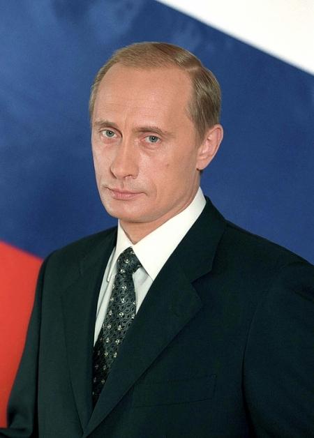 Плакат Путин