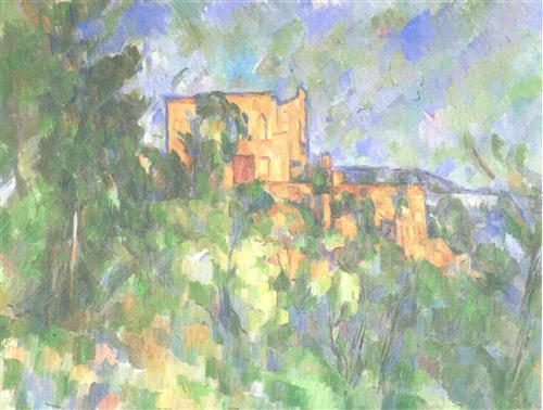 Постер на подрамнике Chateau Noir (vers)