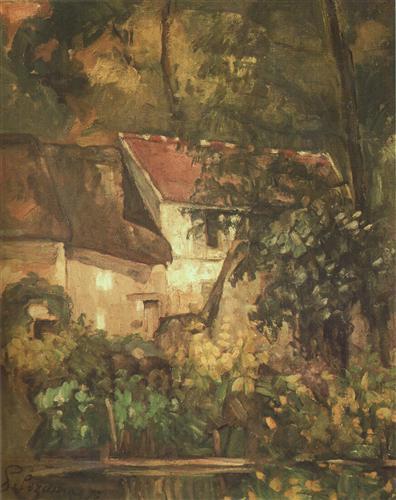 Плакат Maison du Pere Lacroix