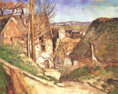 Плакат La Maison du Pendu Auvers-sur-Oise