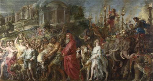 Плакат A Roman Triumph
