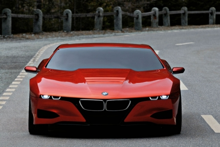 Плакат BMW