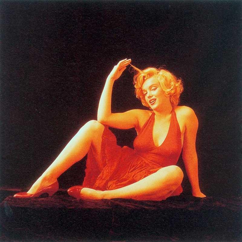 Постер на подрамнике Мэрилин Монро