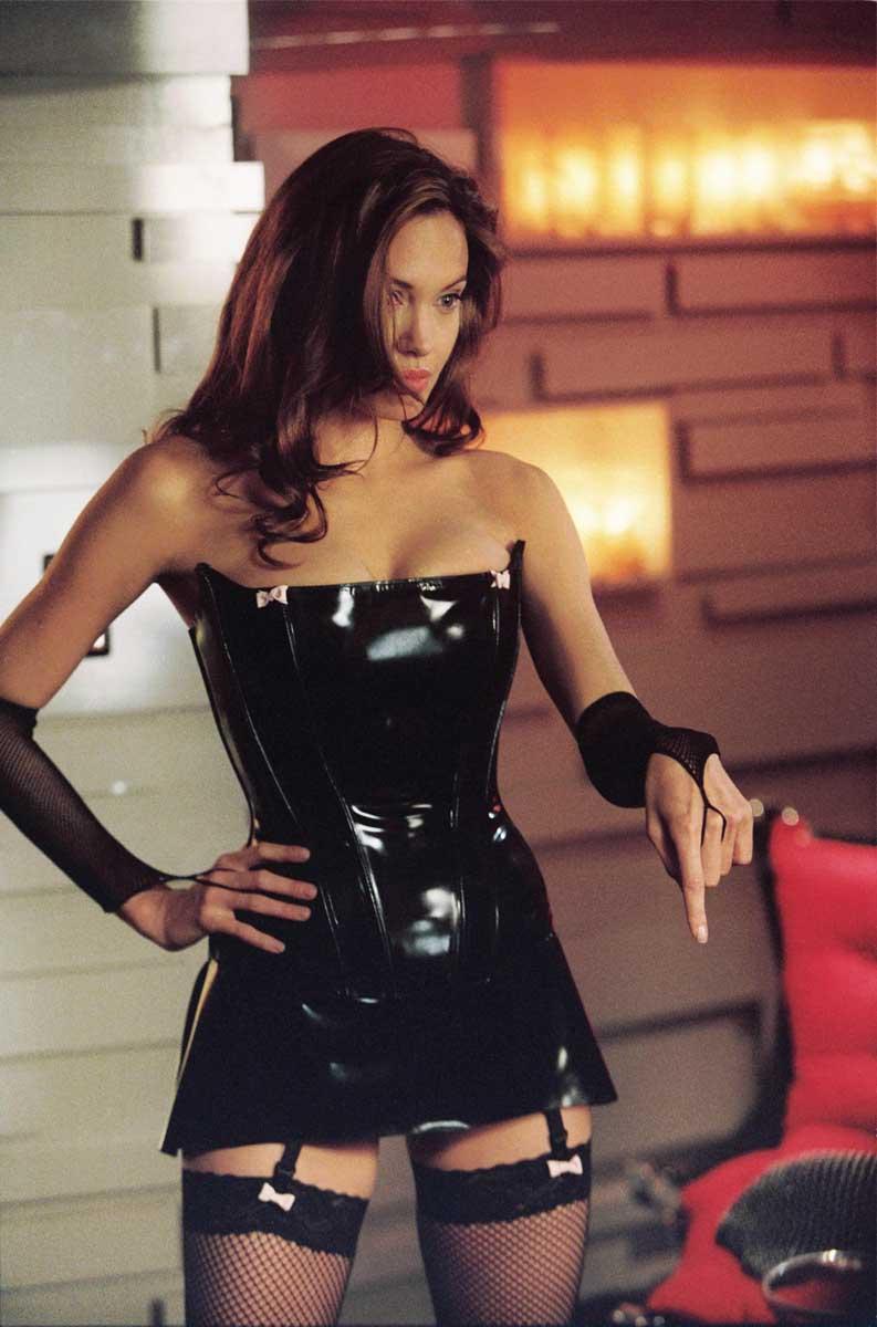 Плакат Анджелина Джоли-7