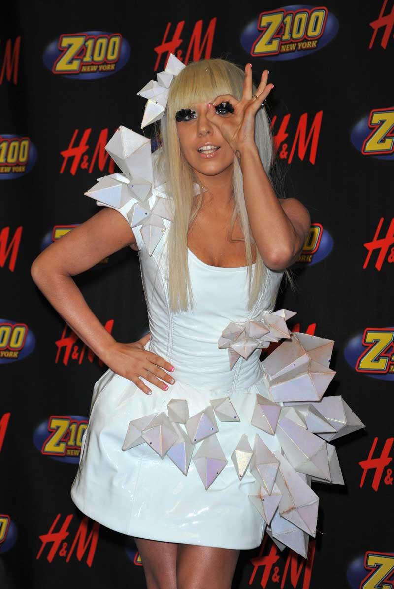 Плакат Леди Гага-2