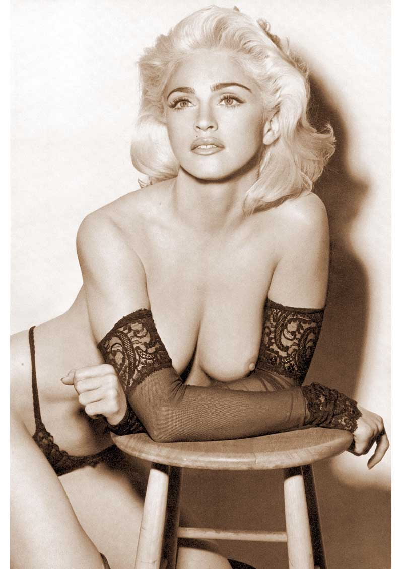 Постер на подрамнике Мадонна-2