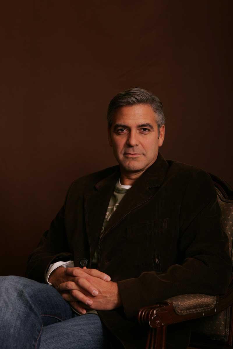 Постер (плакат) Джордж Клуни-1