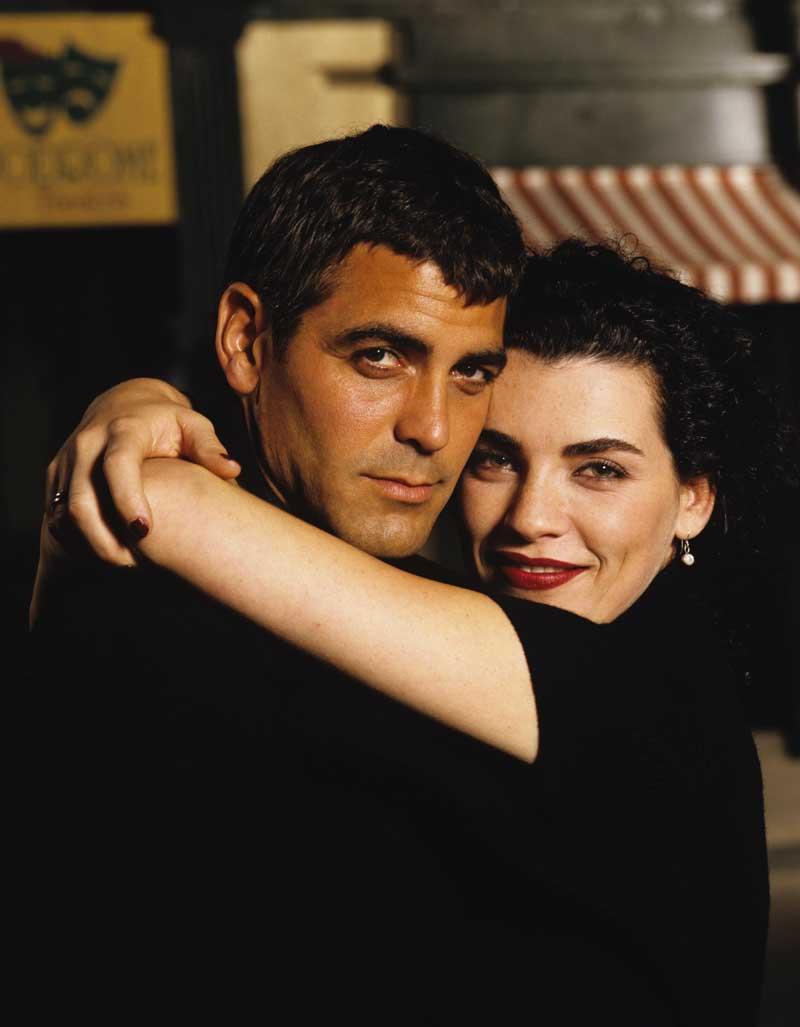 Постер на подрамнике Джордж Клуни-3