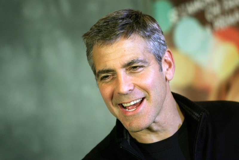 Постер (плакат) Джордж Клуни-13
