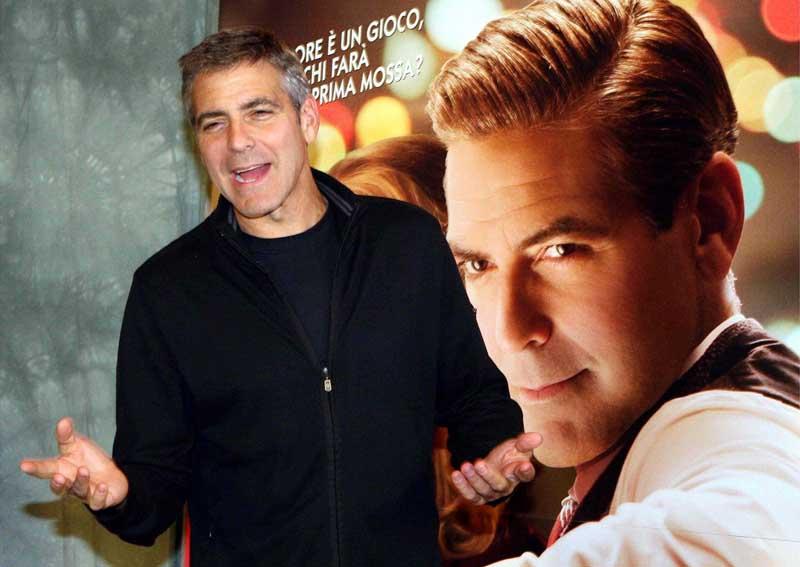 Постер (плакат) Джордж Клуни-16